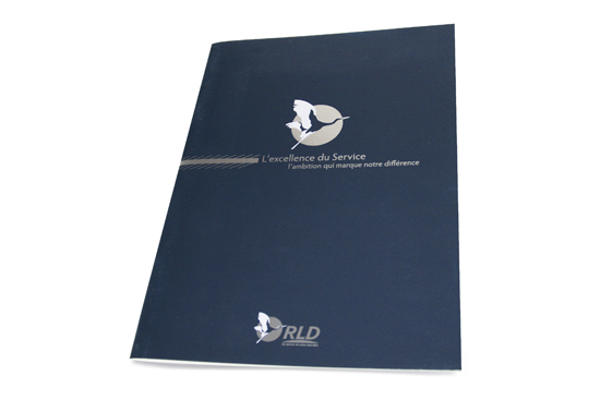 couverture de rappoprt financier RLD